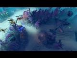 New Dota 2 Battle Pass Map (Terrain)_ Reefs Edge