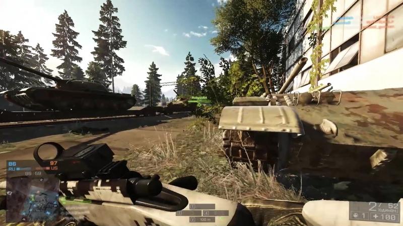 Battlefield 4 Snaipers Server [FoooRS]