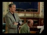 Романсы Франца Шуберта исполняет Дитрих Фишер-Дискау (баритон). За фортепиано - Святослав Рихтер
