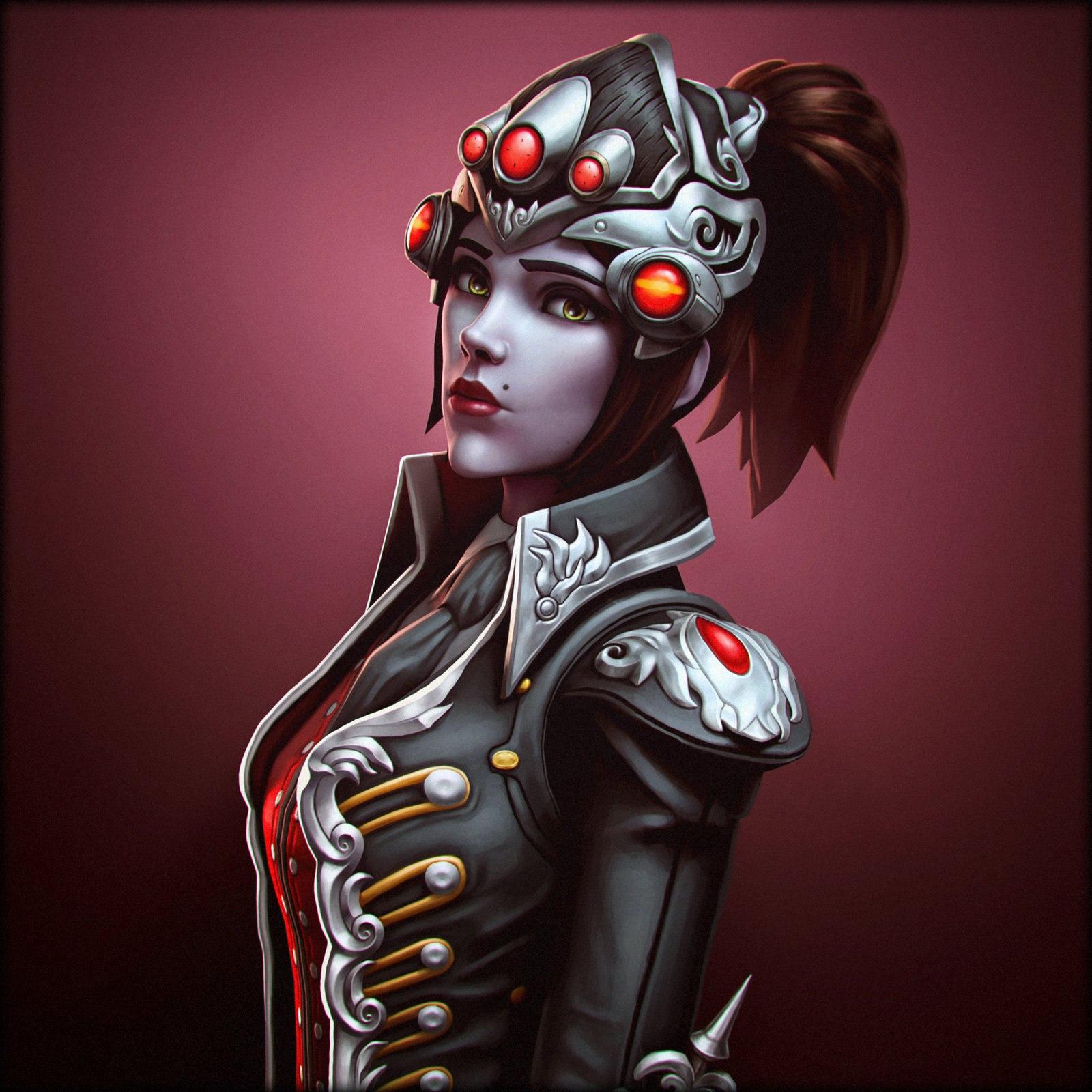 Эпоха стиля от Widowmaker (Overwatch)