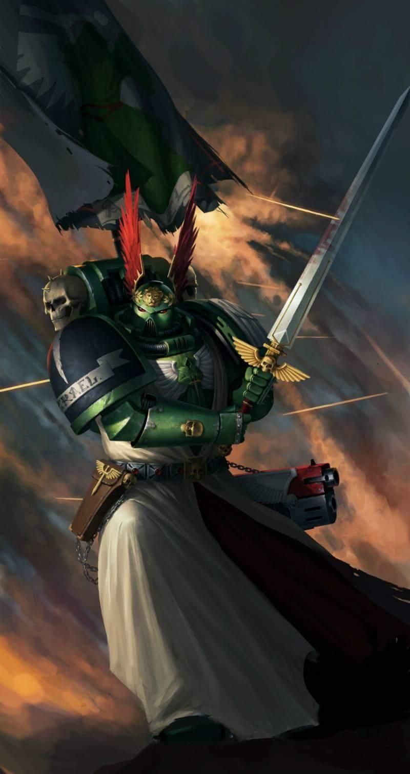 Темный Ангел Империи (Warhammer 40.000)