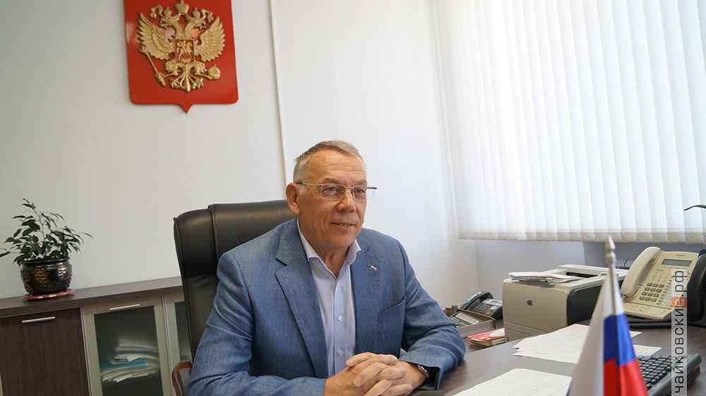 Судья Бурнышев, Чайковский, 2017 год