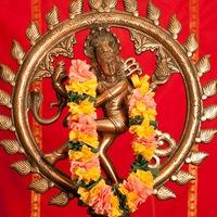 Логотип Ансамбль индийского танца НАТАРАДЖА