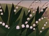 Футаж для видеомонтажа   весна, цветы