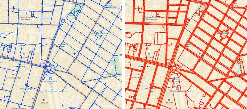 Как жители Санкт-Петербурга делают карту своего города более точной