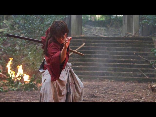 Draw sword attack movie fight scenes Iaido居合 batto jutsu るろうに剣心 座頭市