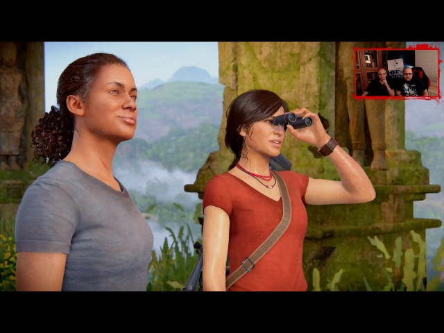 NoThx Gataka playing Uncharted: The Lost Legacy EP04
