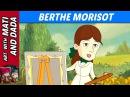 Art with Mati and Dada – Berthe Morisot | Еще один мультик на английском - про Берту Моризо, к которой в гости прилетели Матти и Дада - увлеченные искусством мультяшные герои