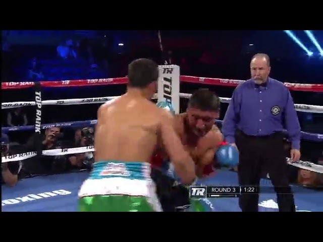 Fazliddin Gaibnazarov vs. Victor Rosas Фазлиддин Гаибназаров и Виктор Росас