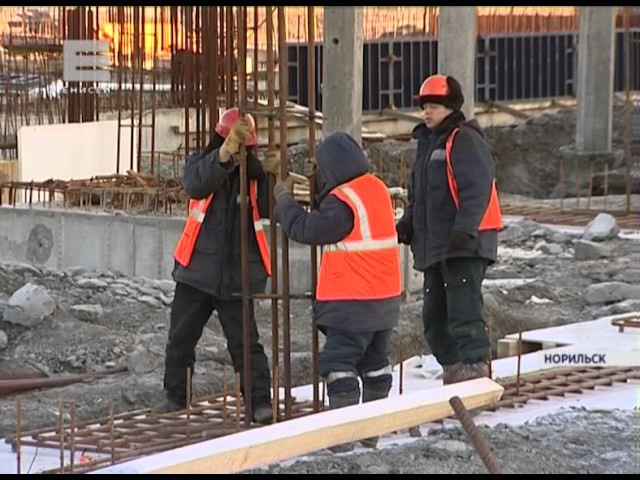 Генподрядчик Ачинского перинатального центра поможет норильским строителям