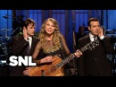 Taylor Swift Monologue Song Saturday Night Live