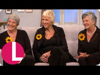 The Real Calendar Girls On The New Musical Of Their Story | Lorraine