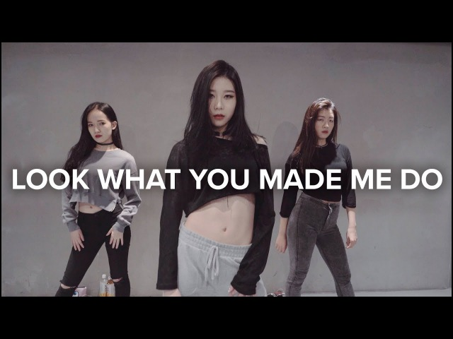 Look What You Made Me Do - Taylor Swift Tina Boo Choreography