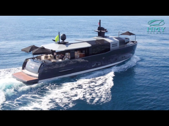 Arcadia Yachts 85 from HMY - Eco-Friendly with Eco-Tech