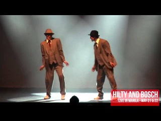 Hilty and Bosch   Live in Manila   May 21 & 22