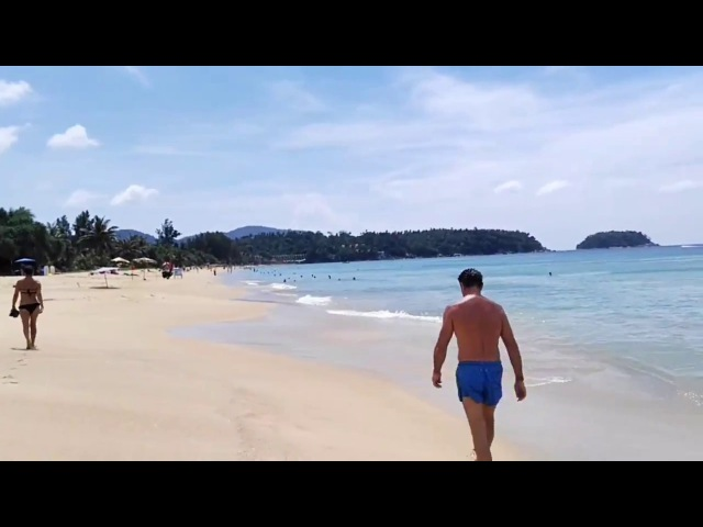Kata Karon Beaches Video Phuket - Пляжи Ката и Карон на Пхукете