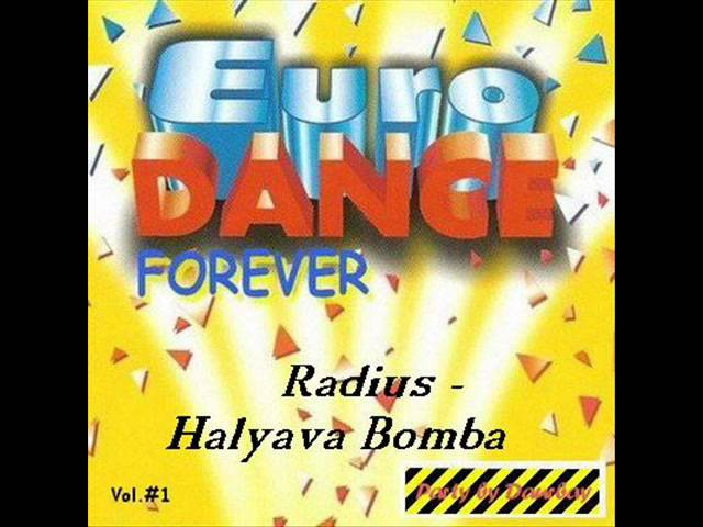 Radius Halyava Bomba