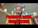 PewDiePie Saying The N Word - Remix Compilation