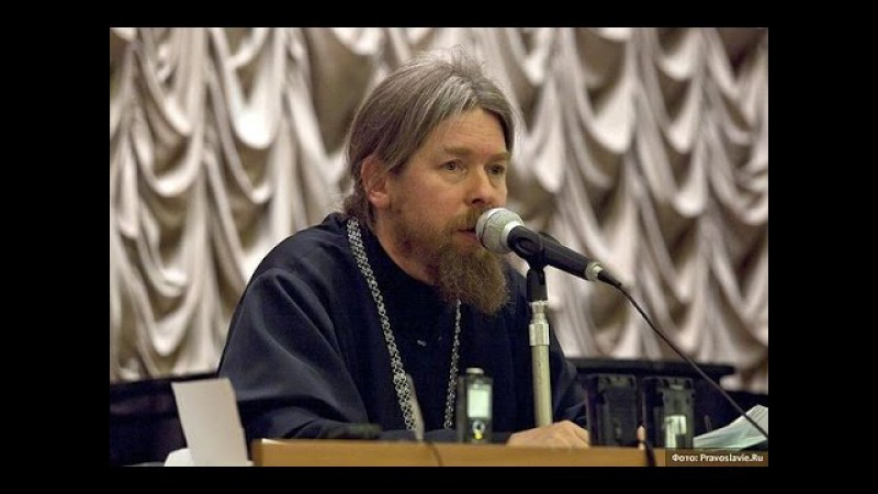 О духовничестве архимандрит Тихон Шевкунов Лекция