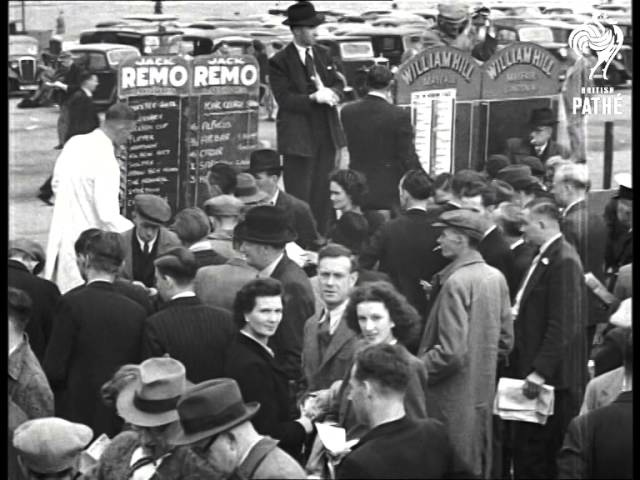 Bookmakers, Tic Tac Men And Punters (1947)