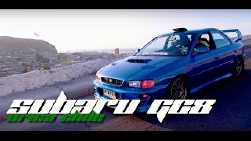 Subaru GC8 Metalhorse Impreza TypeRA 555 Limited Arica - Chile