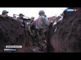 500 украинских мин и снарядов за сутки. Репортаж Александра Сладкова с передовой