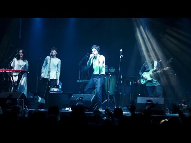 Sunsay - Выше головы (Live @ Stereohall, Москва, 18.12.16)
