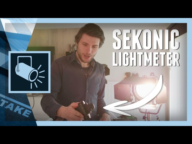 Introduction to the Sekonic LIGHT METER with Cinematography Database