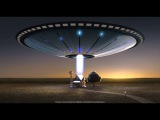 Sci Fi Ambient Space Music - Inside a UFO