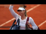 Sharapova talks about drug ban and her return to tennis
