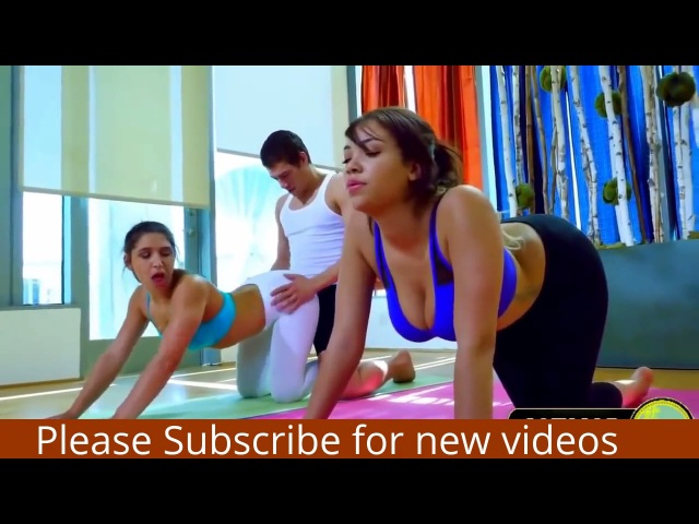 Abella Danger and Cassidy Banks slips off yoga pants for groupsex fucking № 772045 без смс