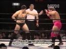 Takada Такада_Тамура-Анжо_Босс Бушидо Bushido Парный бой