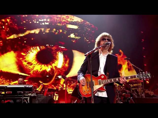JEFF LYNNE'S ELECTRIC LIGHT ORCHESTRA- Live at Hyde Park 2014 002 Evil Woman