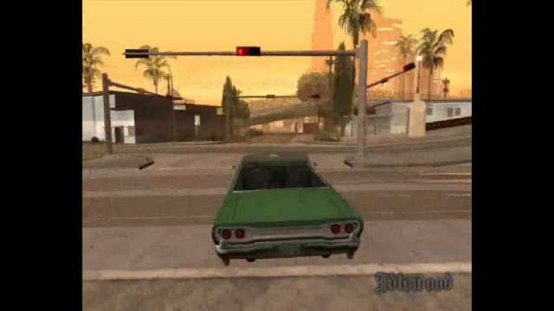 Ice Cube - It Was a Good Day GTA San Andreas