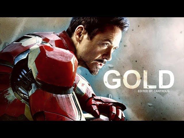 Iron Man (Tony Stark) Gold