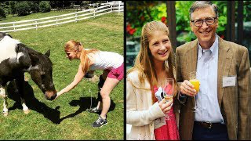 This Video Will Make You Love '' Bill Gates Daughter '' [ Jennifer Katharine Gates ]