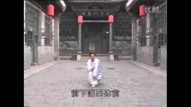郭瑾刚 戴氏心意拳系列2 三拳 Guojingang Dai Shi Xinyi Quan Xilie 2 San Quan
