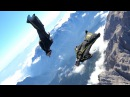 Freestyle Wingsuit Flying Above the Dolomites   Soul Flyers