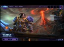 Heroes of the Storm - Varian - Theme