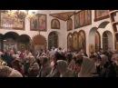 Иже Херувимы. Храм Рождества Христова. Рубцовск. 2016 Пасха.