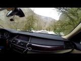 Абхазия. Гагра. Озеро Рица. Сказочный Лес. Лавина. Путешествие На Машине.