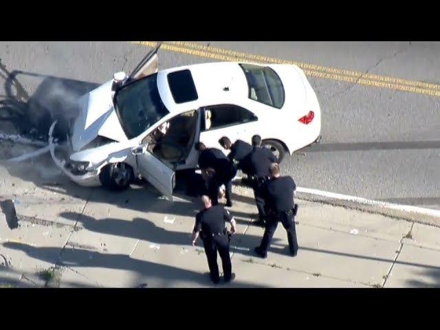 AMAZING POLICE CHASE | WOW