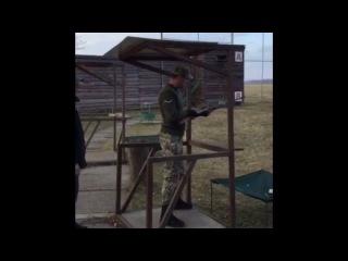 Стрельба в САПСАНЕ