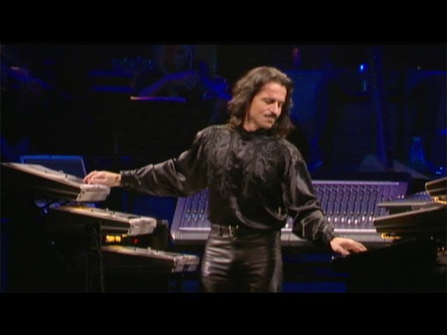 Yanni – FROM THE VAULT - Acroyali/Standing in Motion Live (HD/HQ)