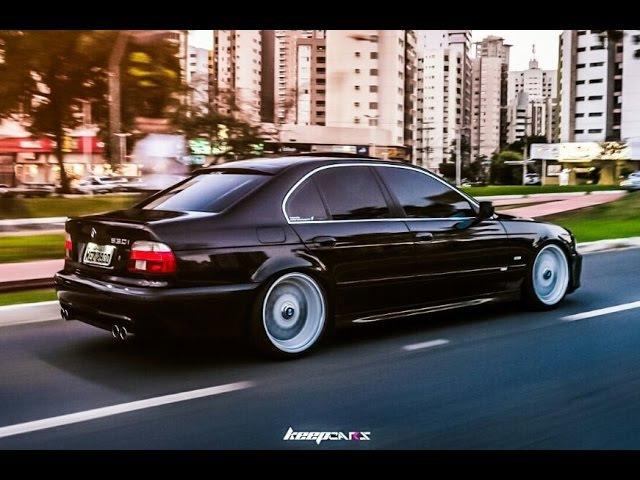BMW E39 BEST CAR EVER 19 BBS KEEPCARS 530i Exhaust