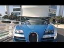Виктория Боня не отказывает себе в удовольствии прокатится по улицам Дубая на новеньком Bugatti