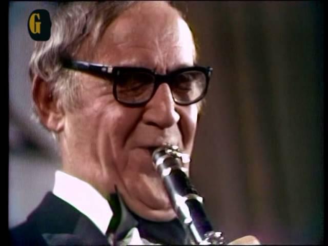 Bennny Goodman - MJF Praha 1976