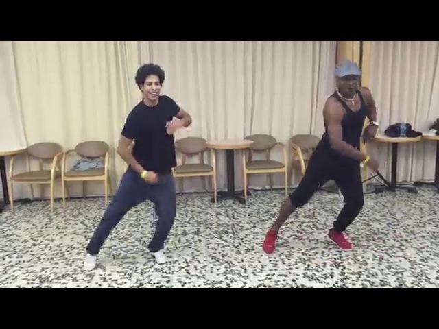 DANIEL DOMINGUEZ e ISMAEL PEREZ Pasos libres salsa cubana fusión