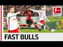 Top 10 Counter Attack Goals RB Leipzig - Werner Co. with Superfast Transitions