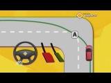 Как правильно входить в крутой поворот?